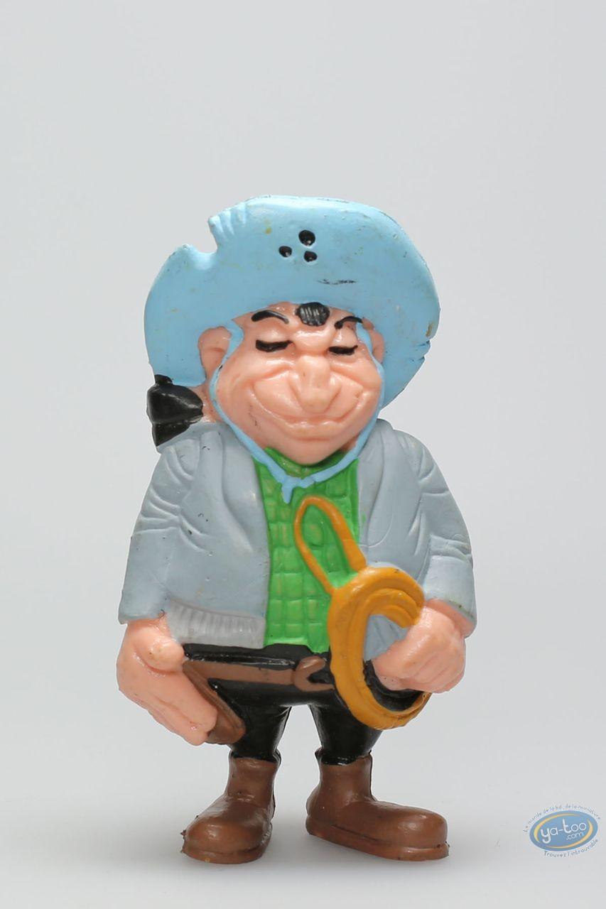 Figurine plastique, Lucky Luke : Hank