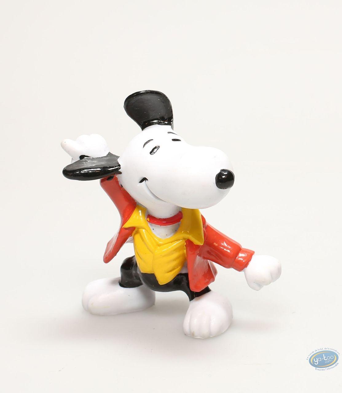 Figurine plastique, Snoopy : Snoopy danseur disco