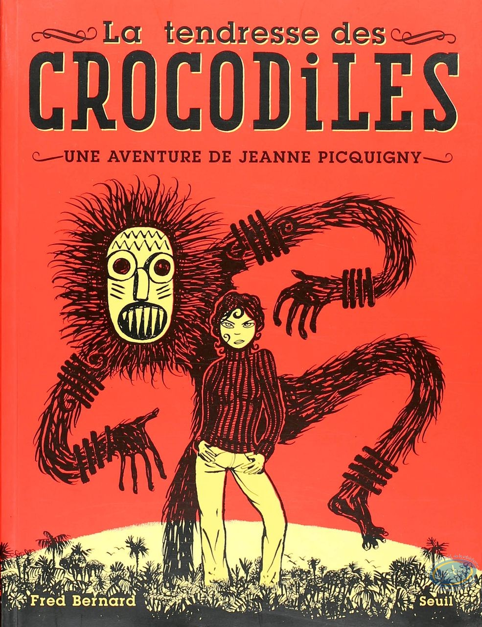 BD cotée, Jeanne Picquigny : La Tendresse des Crocodiles