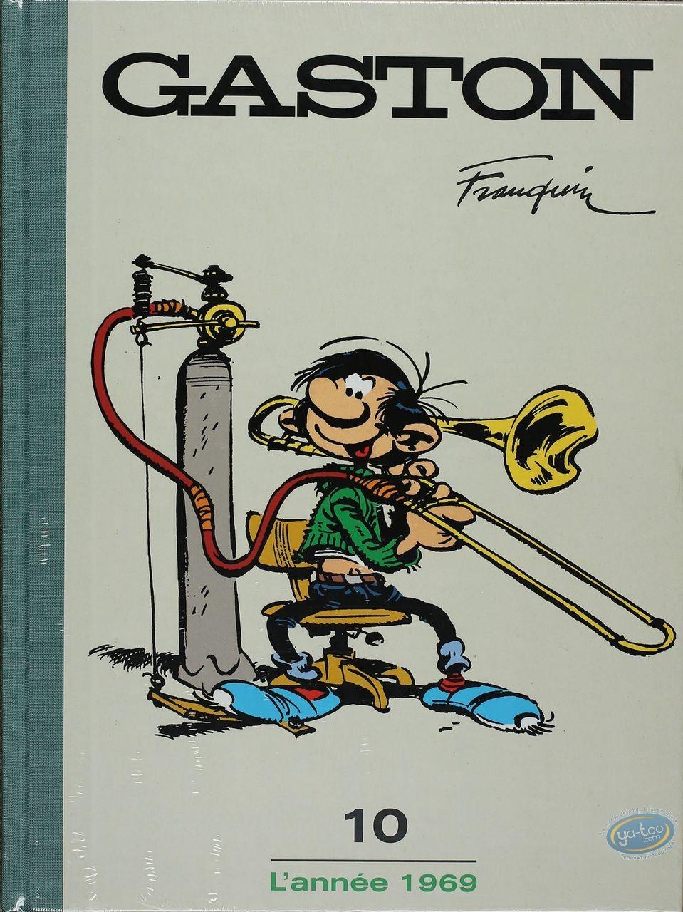 Album de Luxe, Gaston Lagaffe : Collection 10 albums pour Le Soir