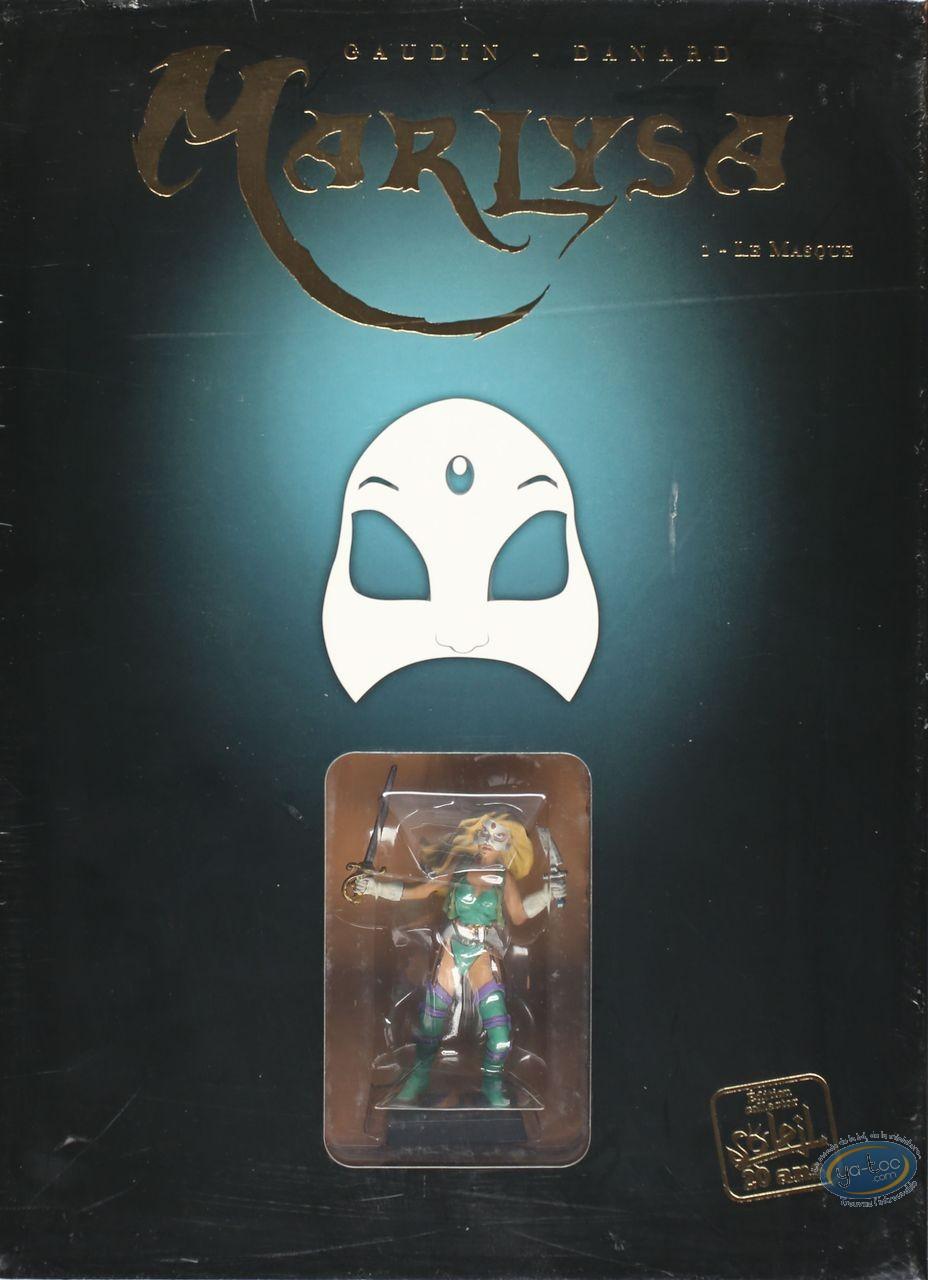 Album de Luxe, Marlysa : Le masque + figurine