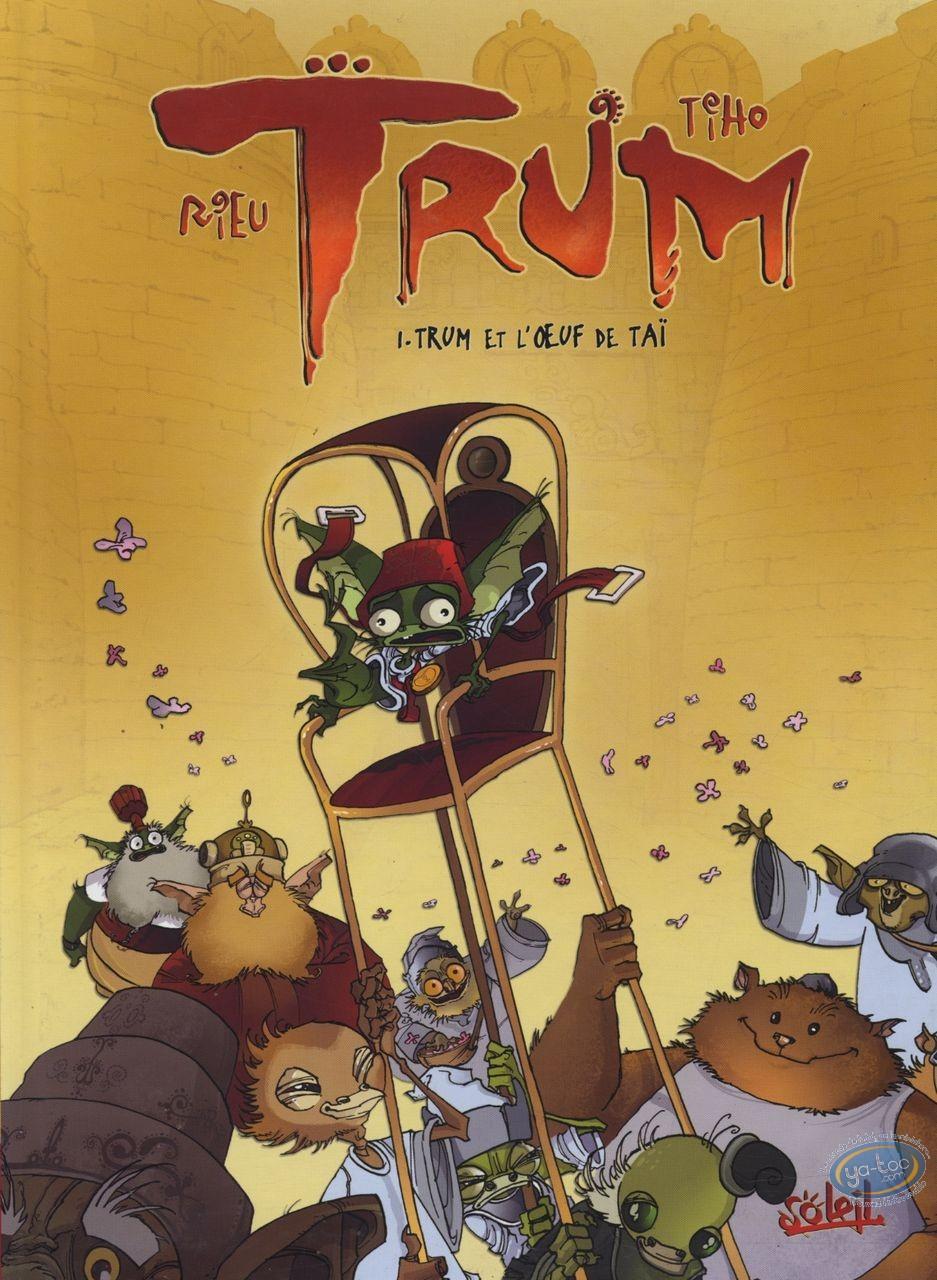 BD occasion, Trum : Trum et l'oeuf de Taï