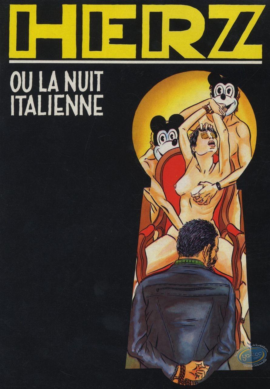 BD adultes, Ou la Nuit Italienne : Ou la nuit italienne