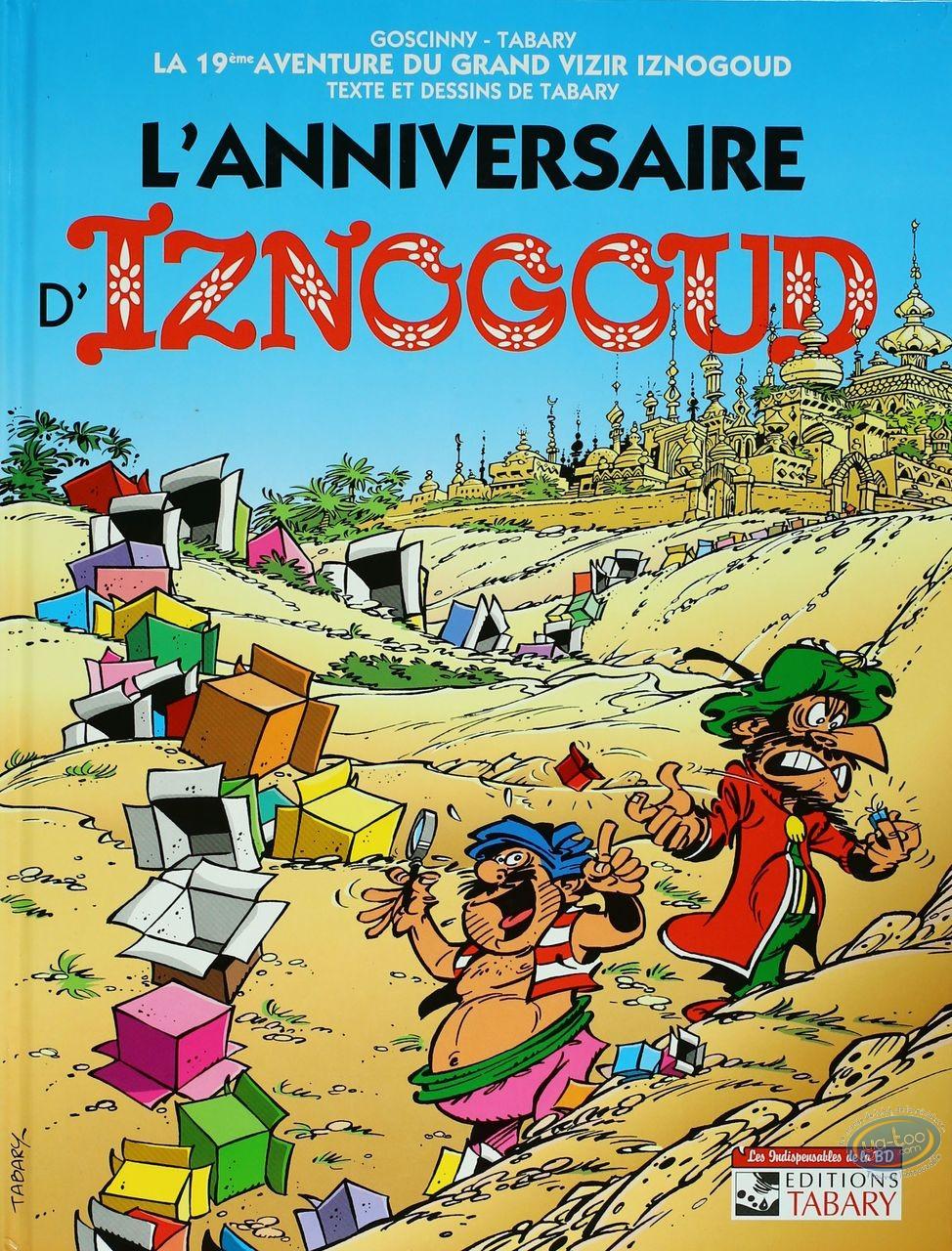 BD prix réduit, Iznogoud : L'anniversaire d'Iznogoud - Les aventures du grand vizir Iznogoud Tome 19