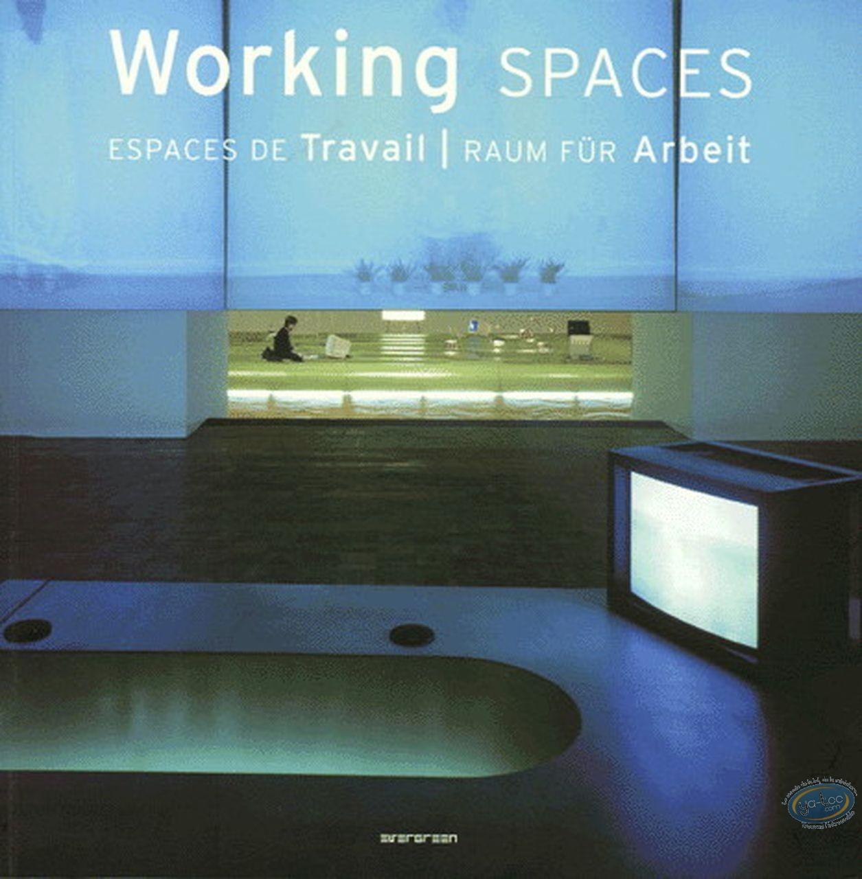 Livre, Espaces de travail Raum für Arbeit