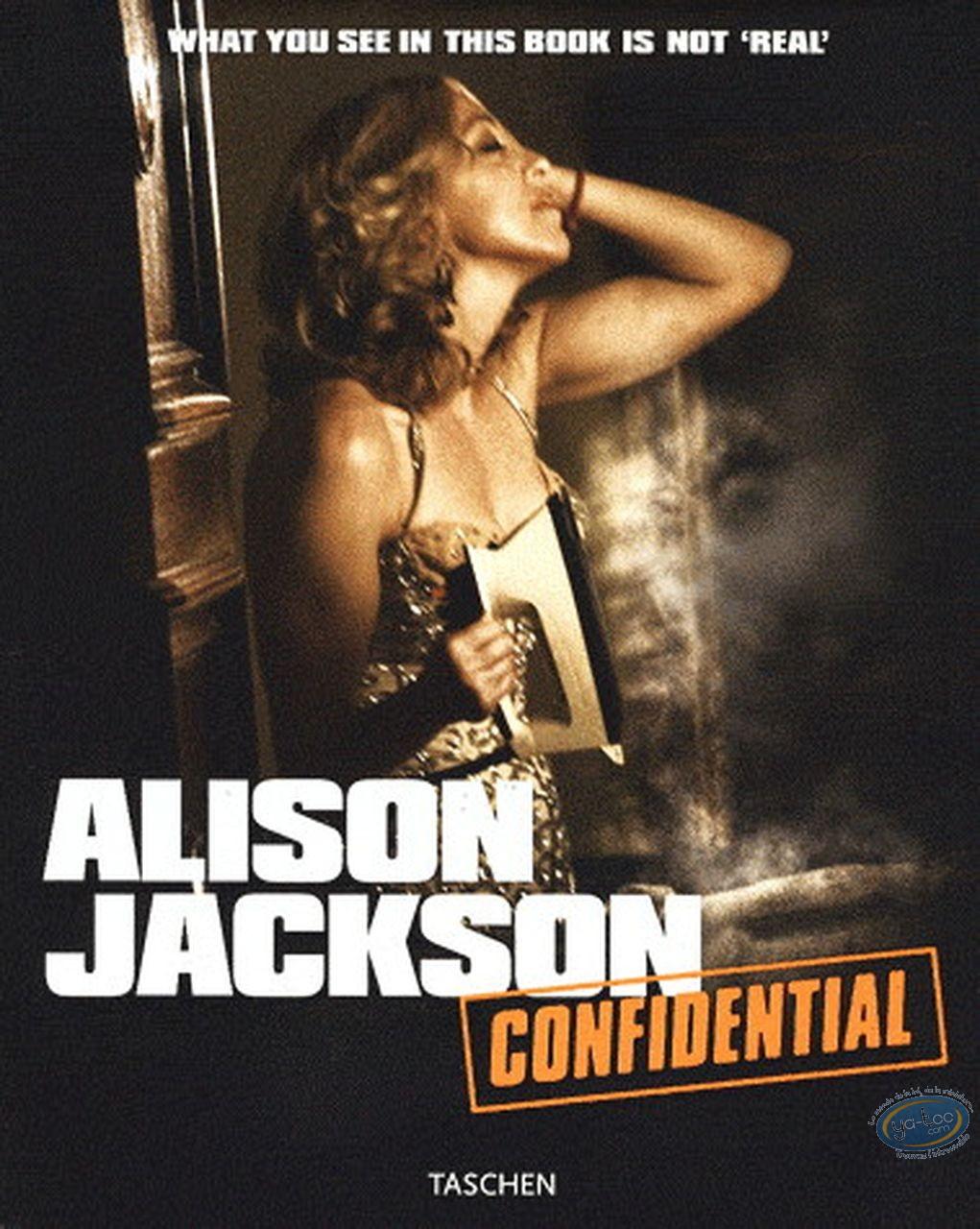 Livre, Alison Jackson - Confidential
