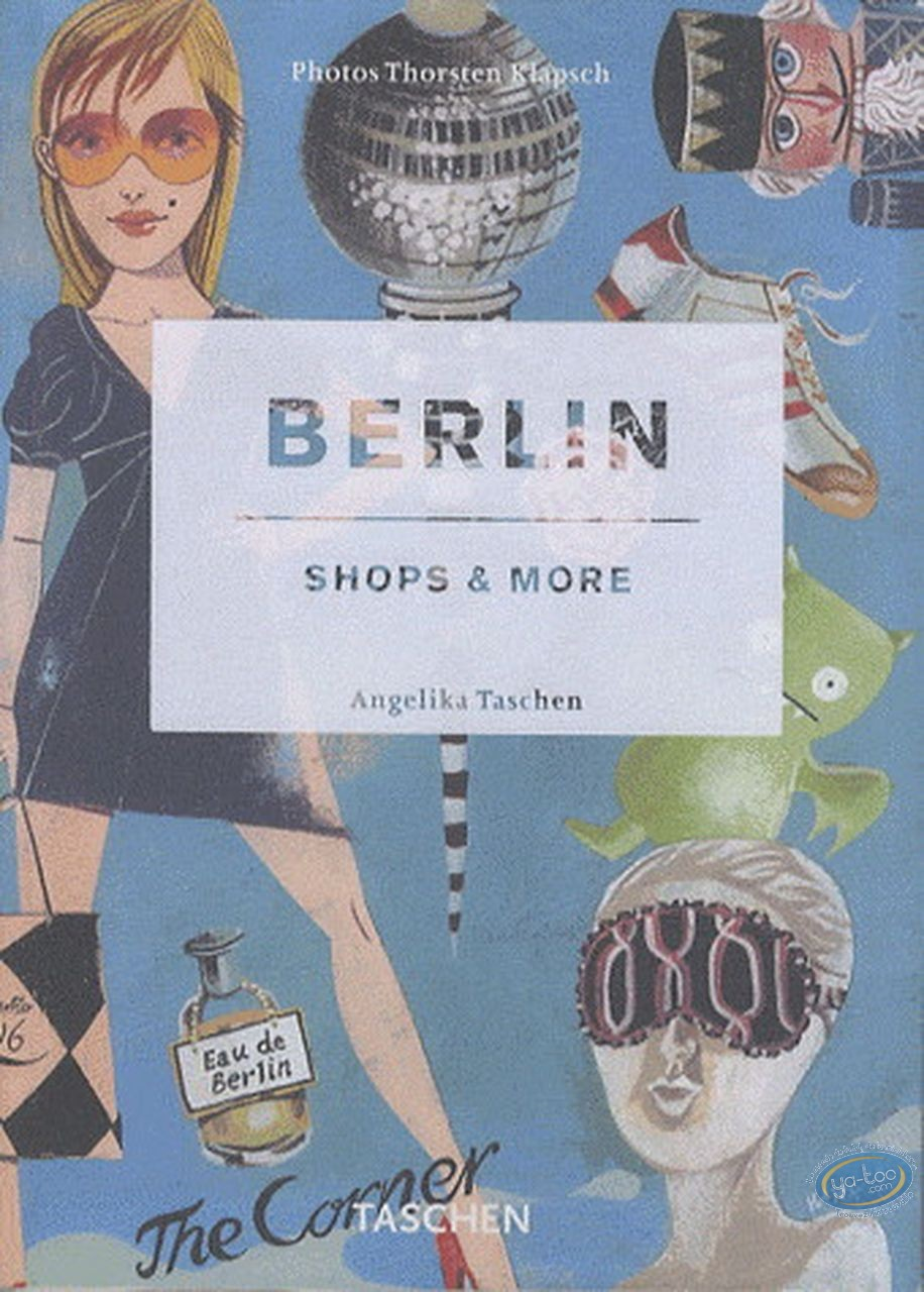 Livre, Berlin - Shops & more
