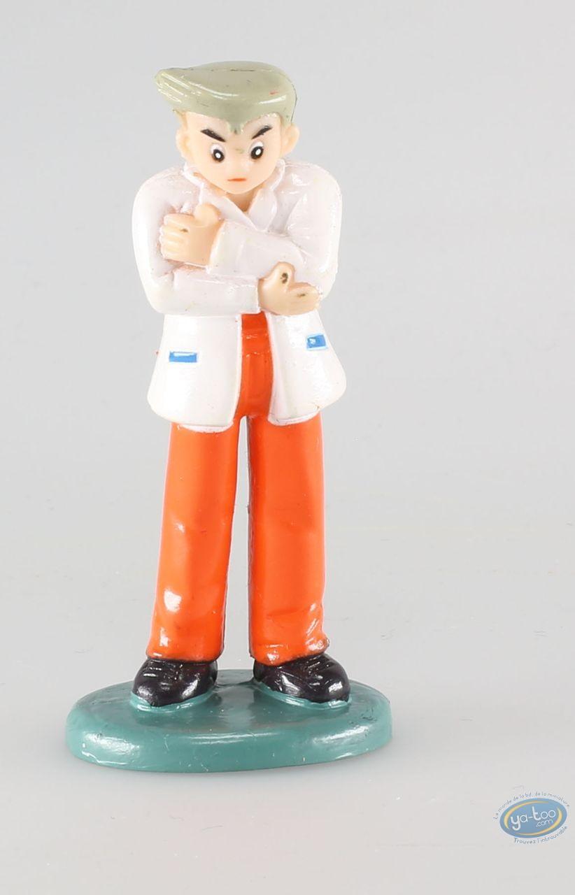 Figurine plastique, Pokémon : Professeur Chen