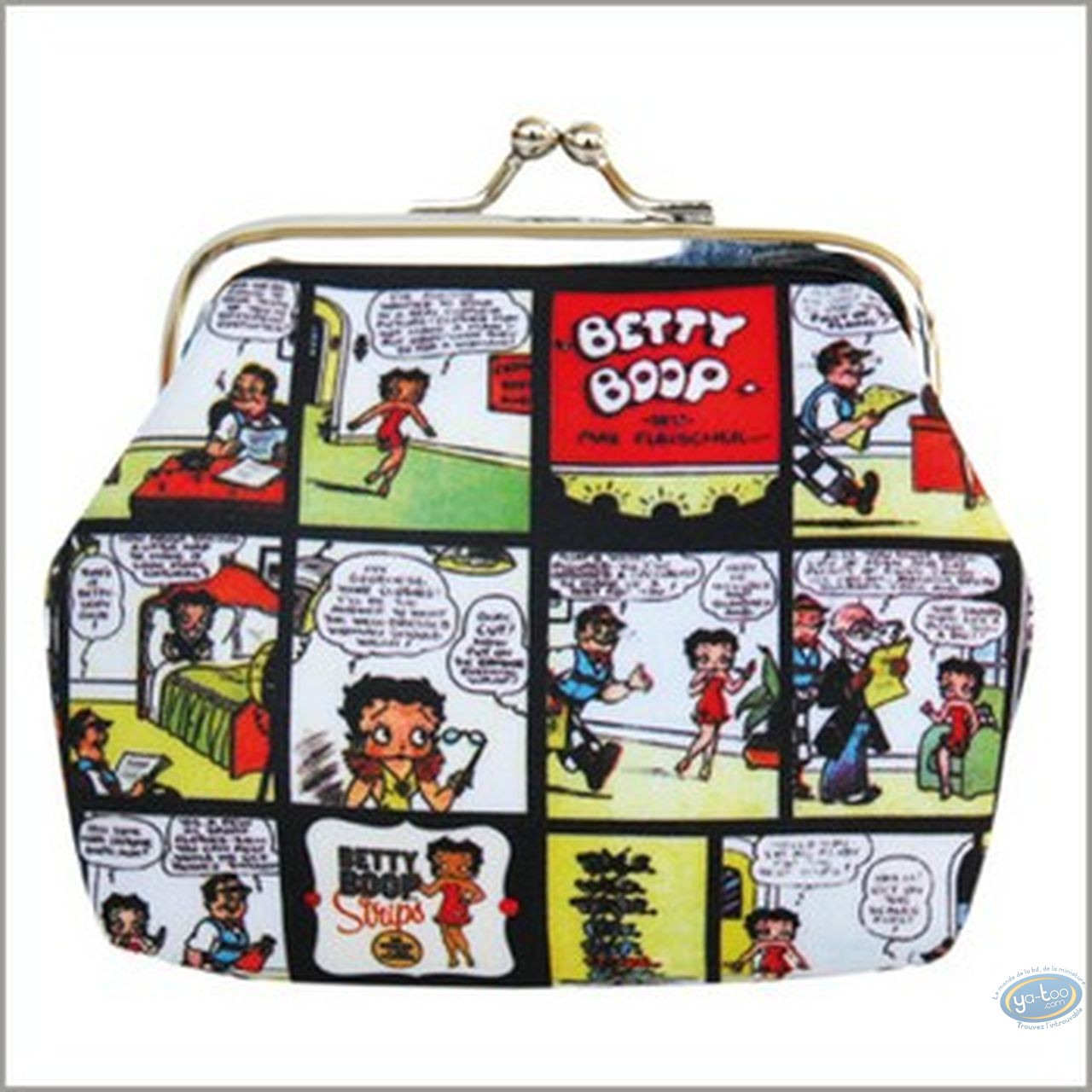 Bagagerie, Betty Boop : Porte-monnaie, Betty Boop : Betty BD