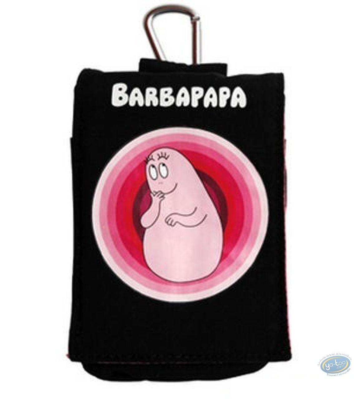 Bagagerie, Barbapapa : Housse pour téléphone, Barbapapa