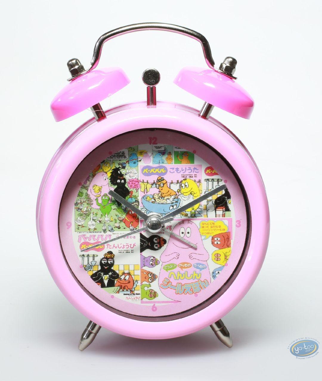 Horlogerie, Barbapapa : Réveil Barbapapa
