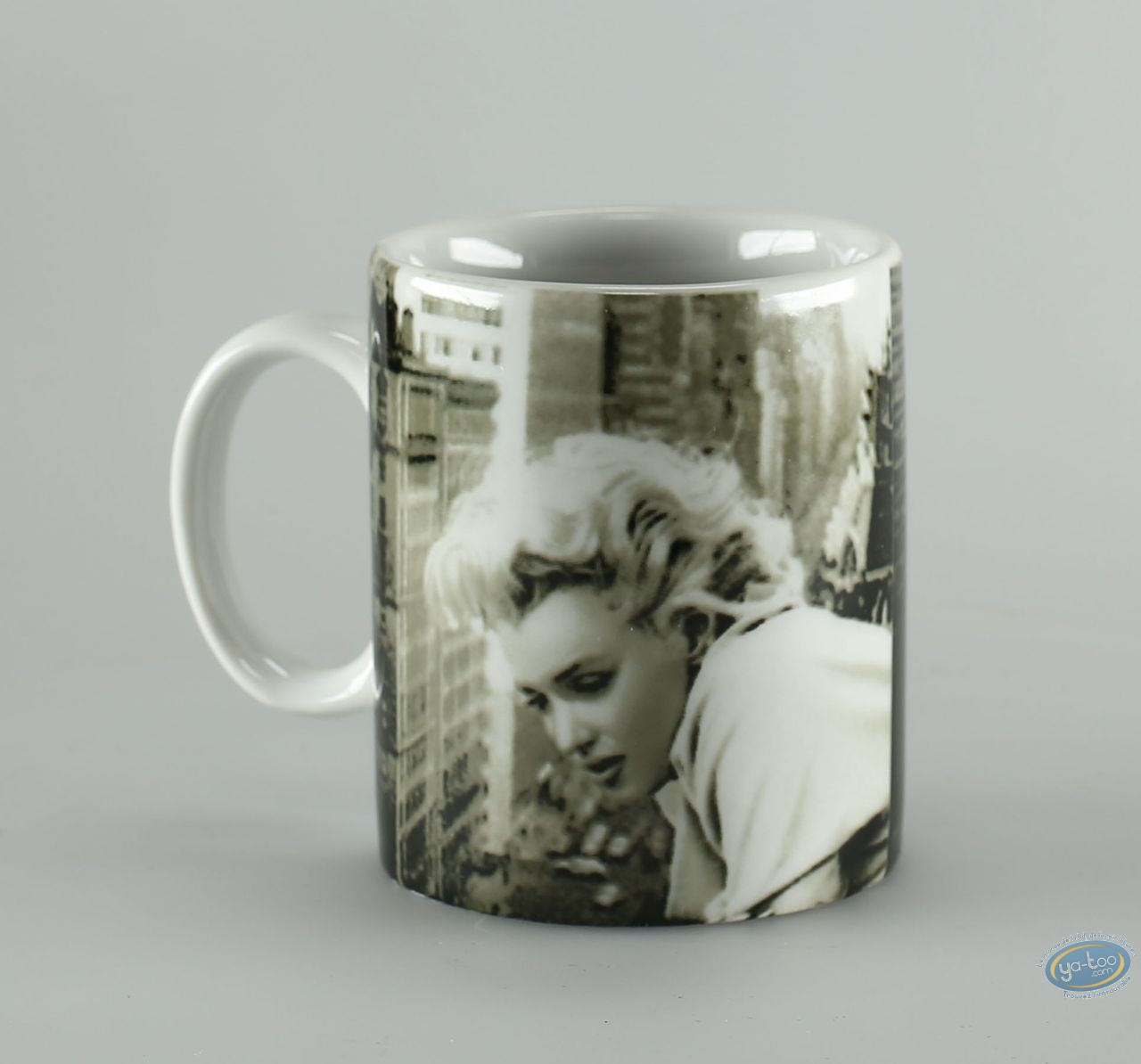 Art de la Table, Marilyn Monroe : Mug Mini Marilyn Manhattan