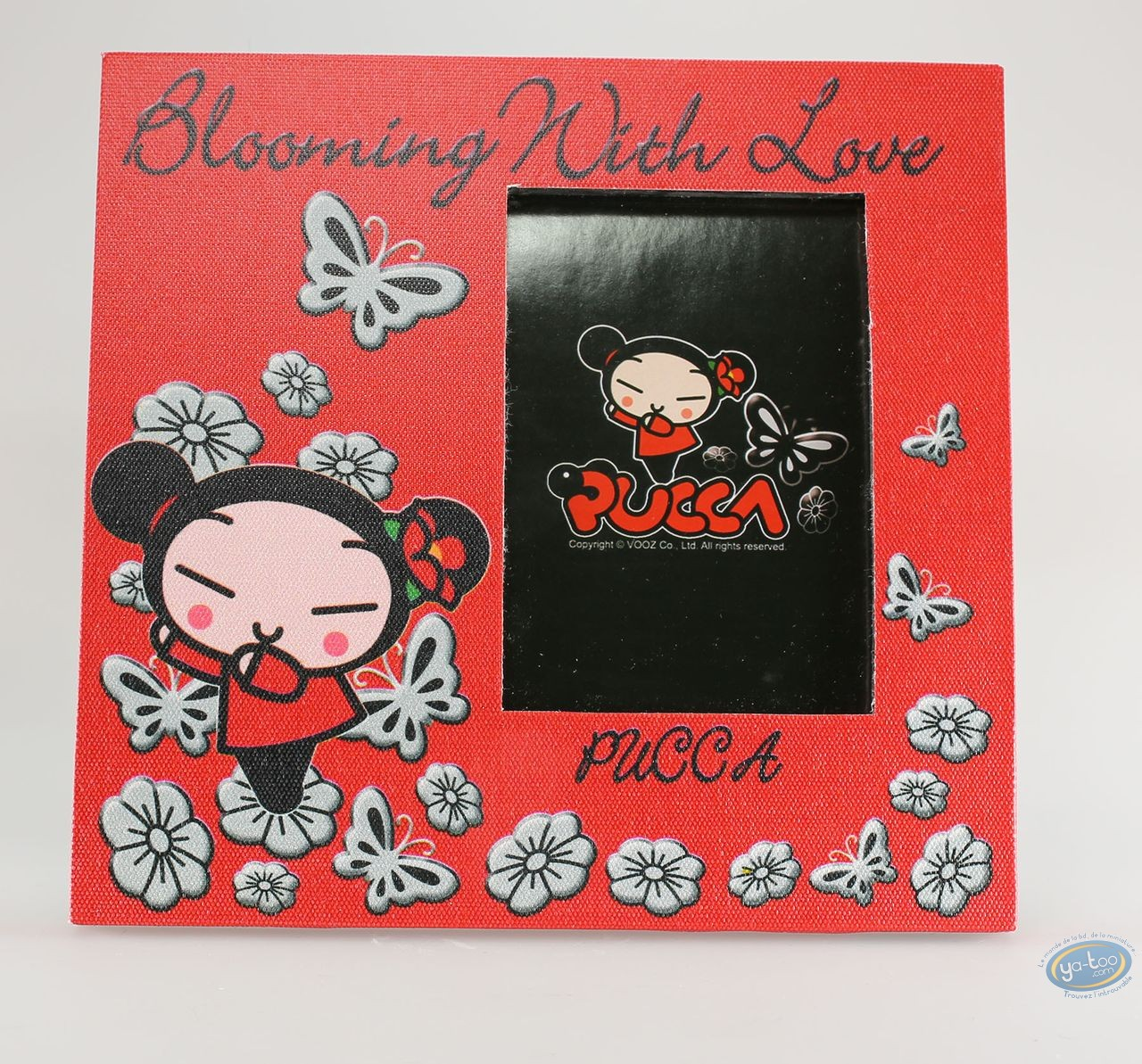 Cadre photo, Pucca : Coming with Love