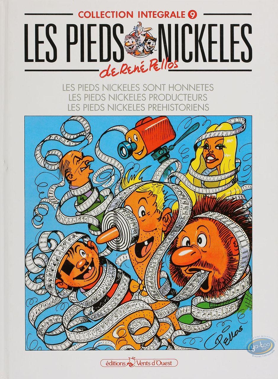 BD cotée, Pieds Nickelés (Les) : Les Pieds Nickelés, collection intégrale
