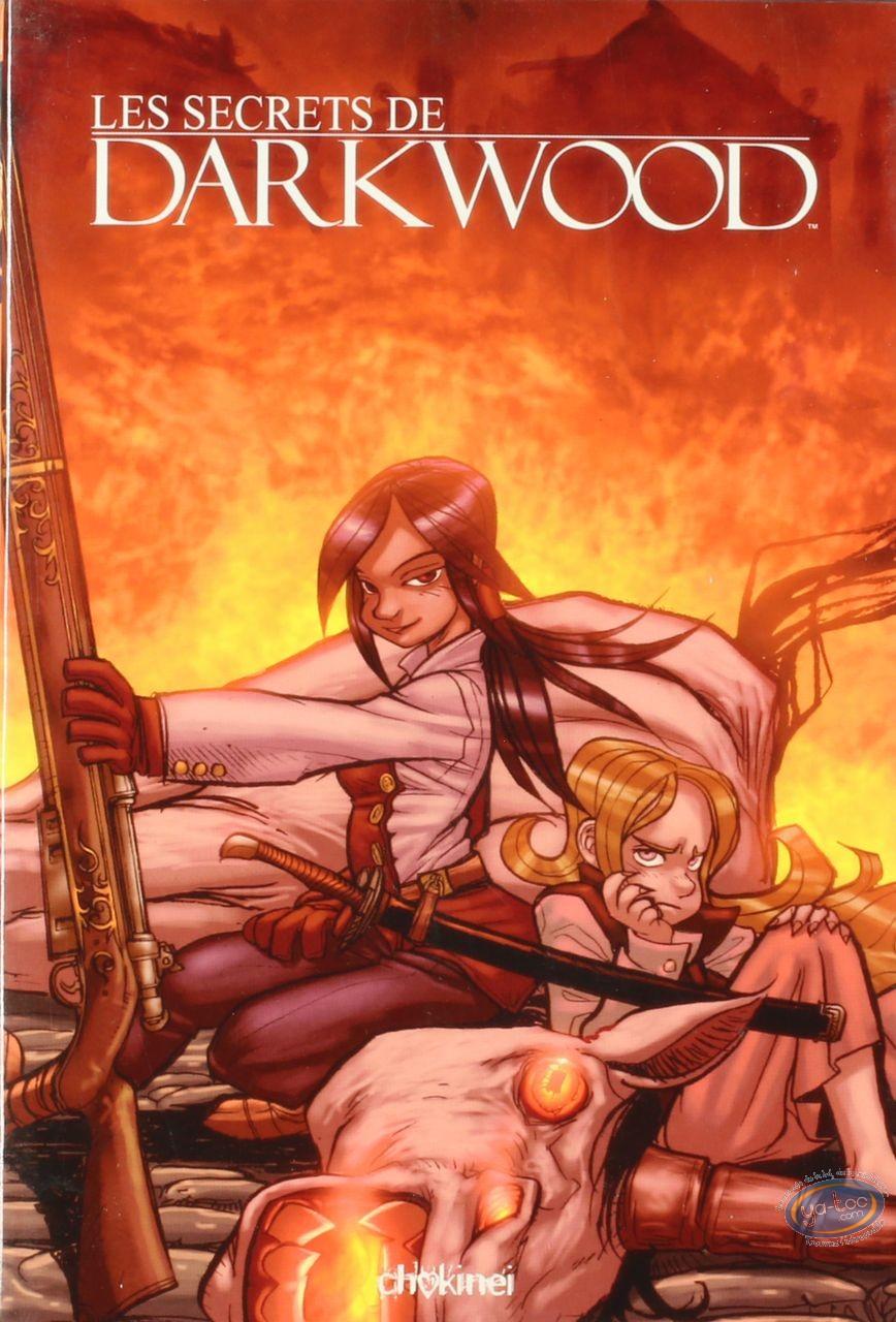 BD occasion, Secrets de Darkwood (les) : Les secrets de DarkWood