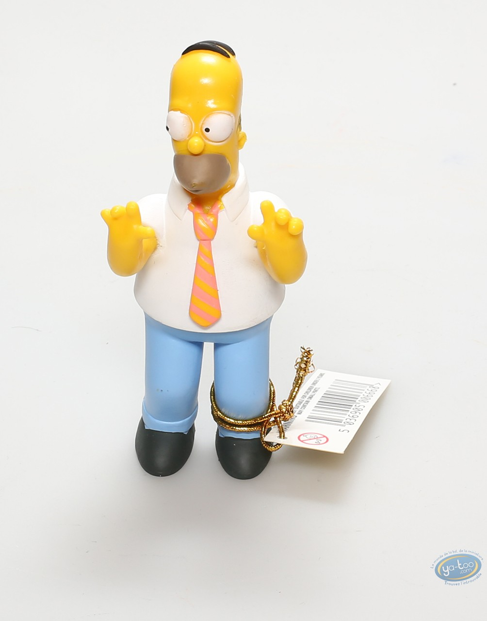 Figurine plastique, Simpson (Les) : Homer Simpson