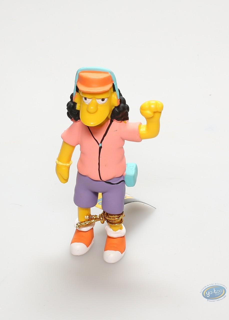 Figurine plastique, Simpson (Les) : Otto
