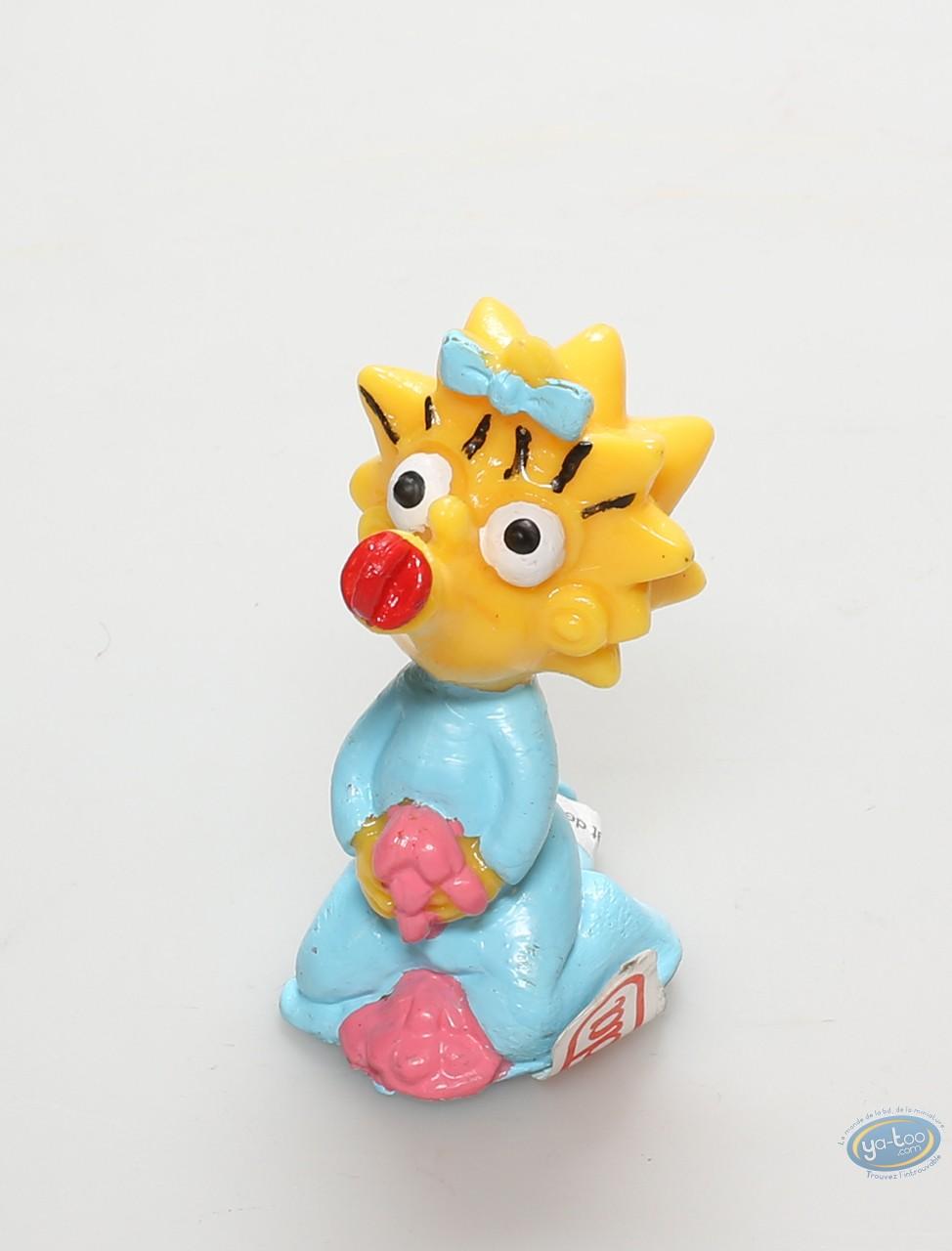 Figurine plastique, Simpson (Les) : Maggie Simpson