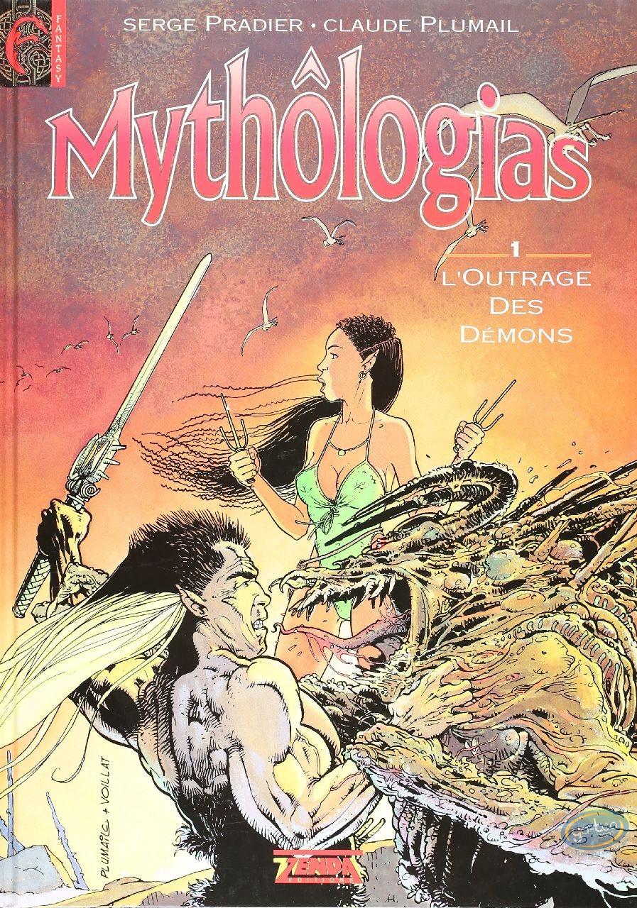 BD occasion, Mythôlogias : L'outrage des démons