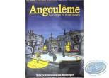 Affiche Offset, Loustal : Loustal : Angoulême la ville qui vit en ses images