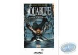 Ex-libris Offset, Aquablue : Etoile Blanche