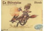 Etiquette de Vin, Laïyna : La Biérataise