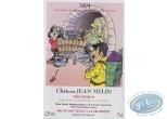 Etiquette de Vin, Journée de la presse -  Chateau Jean Melin 1994