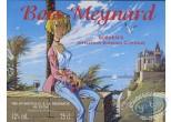 Ex-libris Offset, Pin-Up : Bord de mer - Bois Meynard