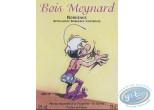 Etiquette de Vin, Petits Hommes (Les) : Les petits hommes- La paille - Bois Meynard