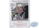 Etiquette de Vin, Petits Hommes (Les) : Les petits hommes- Modération - Chateau Jean Melin