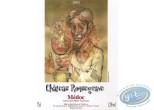Etiquette de Vin, Pin Up - Chateau Roquegrave 1995