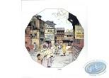 Affiche Offset, Jonathan : Katmandou