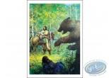 Affiche Offset, Thorgal : L'épée soleil