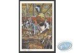 Ex-libris Offset, Maître du Hasard (Le) : Le tonneau