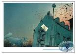 Affiche Offset, Broussaille : Baleines Publiques