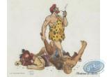 Ex-libris Offset, Blake et Mortimer : tribute to Murena