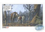 Ex-libris Offset, Frere Pardon : Petit chaperon rouge