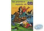 BD adultes, Titi Fricoteur : Les premiers exploits de Titi