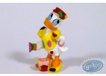 Statuette résine, Mickey Mouse : Peintre (Petit format), Disney