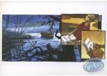 Carte postale, Décalogue (Le) : Le Décalogue - Le Manuscrit