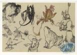 Carte postale, Excalibur - The magic sword