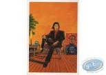 Carte postale, Niklos Koda : A l'arrière des berlines