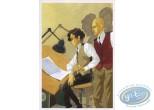 Carte postale, Oscar et Monsieur O : Oscar & Monsieur O