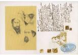 Carte postale, Galilée : Galilée, journal d'un hérétique