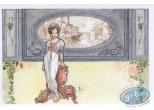 Carte postale, Rencontres : Femme de l'antiquité