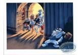 Ex-libris Offset, Olivier Rameau : Le guet-apens
