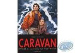 BD occasion, Caravan : Le ciel sur Nest Point