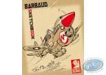Carnet de croquis, Sketchbook : Barbaud