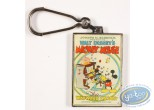 Porte-clé métal, Mickey Mouse : Mickey Mouse The wayward Canary, Disney