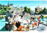 Affiche Offset, Olivier Rameau : Pont d'Avignon